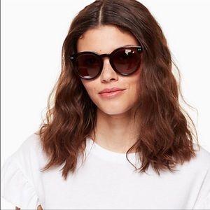 Kate Spade ♠️ Alexis Havana sunglasses nwot